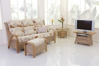 HOME AND GARDEN CANE AND RATTAN FURNITURE 1185631 Image 1