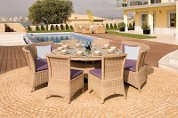 HOME AND GARDEN CANE AND RATTAN FURNITURE 1185631 Image 2